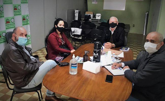 Reunião com representantes da Empresa SoulTech LTDA
